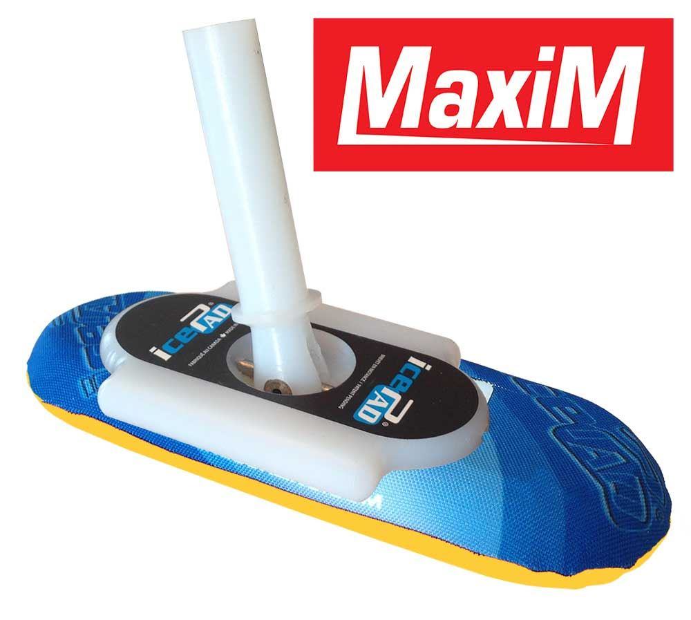 IcePad Maxim Brushes Blue / Yellow