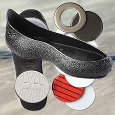 Image de la catégorie Accessoires de souliers curling
