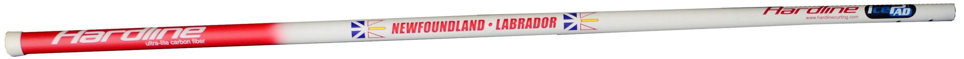 Newfoundland and Labrador Hardline Specialty brooms and Icepad