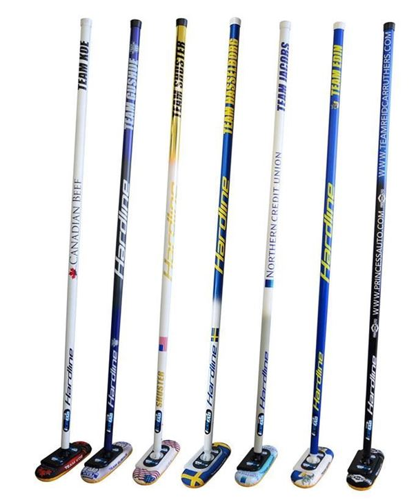 Picture of Authentic Player Brooms