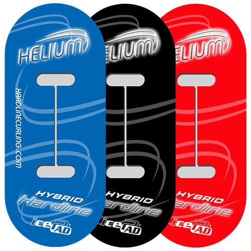 Hardline Curling Helium Recreational Pro Cover