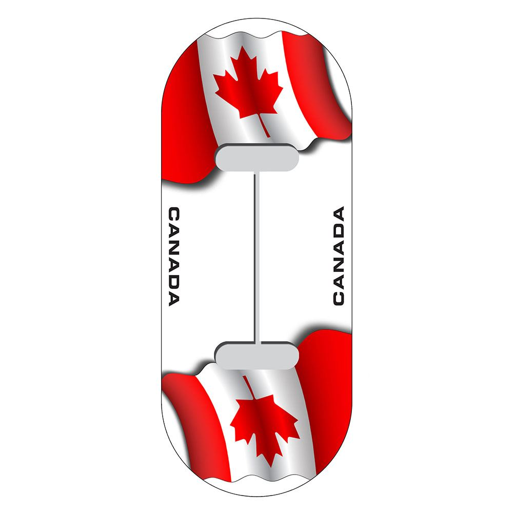 icePad Maxim Replacement Cover Country Canada