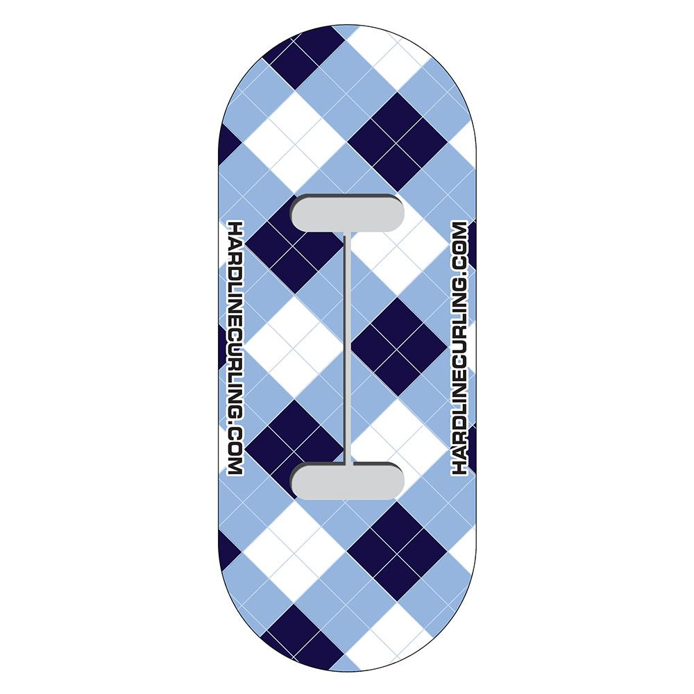 icePad Maxim Replacement Cover Specialty Blue Tartan
