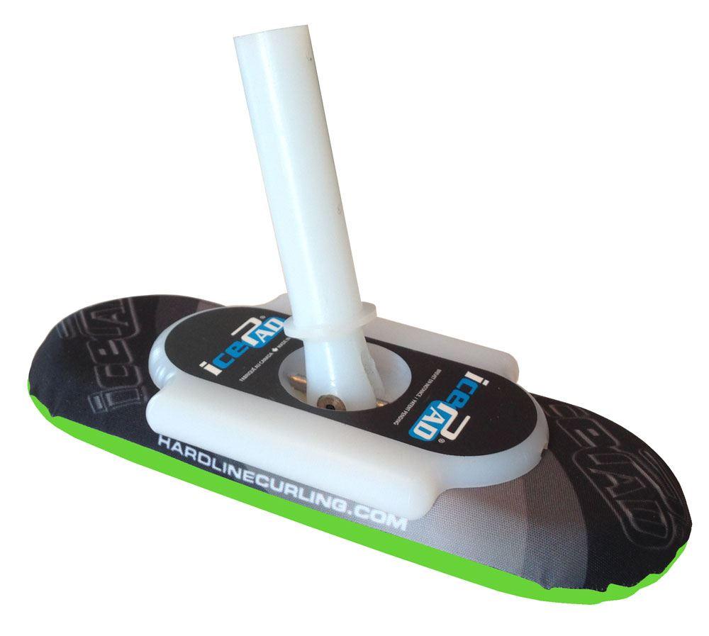 icePad Brushe Black/Lime Recreational Pro Cover